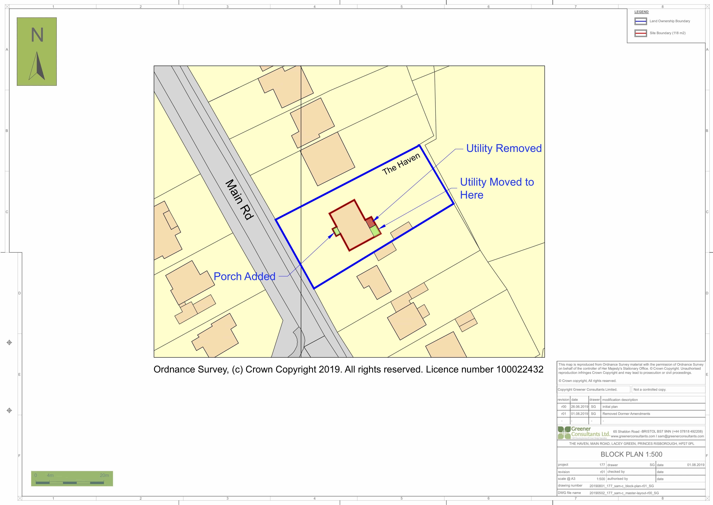 bristol block plans, buckinghamshire block plans, building amendments, extensions
